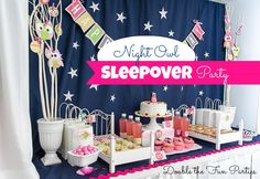 Sleepover and Slumber Parties are always fun and with these great ideas and things to do at a sleepover the party is sure to be a success! Description from cateringbestprice4be.tk. I searched for this on bing.com/images