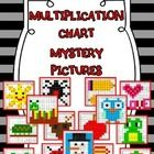 15 MATH MYSTERY PICTURES Depending on the picture students have to solve a page or two of math problems and then color in the numbers on a multipli...