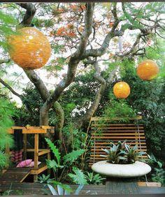 1000 images about id es de jardin on pinterest verandas architecture and zen - Agencer son jardin ...