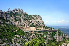 Monasterio de Montserrat.