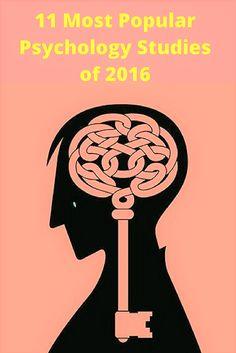11 Most Popular Psychology Studies of 2016