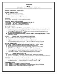 Sample nurse externship resume - http://exampleresumecv.org/sample-nurse-externship-resume/