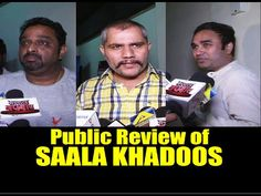 Public Review of SAALA KHADOOS | R. Madhavan, Rititka Singh.