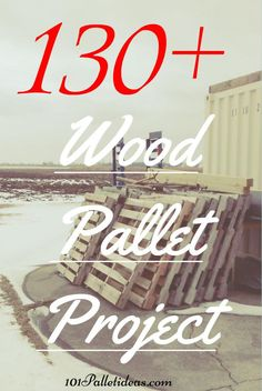 130+ Inspired Wood Pallet Projects and Ideas to Remodel and decor your Home at No-Cost with Free #Pallets