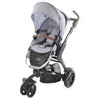Carrinho de Bebê 3 Tec ABC Design - Graphite