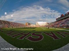 Martin Stadium--WSU