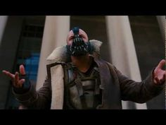 Trump Says Bane Batman Villain Line in Inauguration Speech