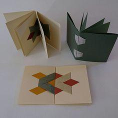 Bildergebnis für Woven and interlocking book structures