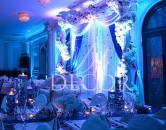 Glowing and Glamorous Wedding by The Design House