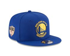 89a6ddcf9dcc New Era Golden State Warriors 2018 Western Conference Champions NBA FINALS  9FIFTY Snapback Adjustable Hat