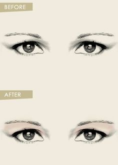 Eye Makeup Makeovers