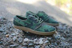 "Nike SB Lunar Stefan Janoski ""Camo"" - EU Kicks: Sneaker Magazine"