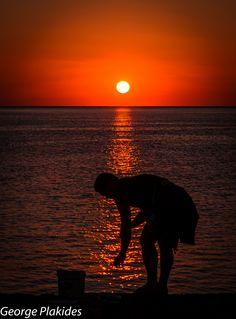 Sunrise at Monemvasia, Yefira, Peloponnese Western Greece n de Ionian Island_ Greece Places In Greece, Pathways, The Rock, Sunrise, The Past, Castle, Island, Travel, Outdoor