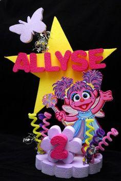 ABBY CADABBY CAKE TOPPER/CENTERPIECE   Adianezh - Children's on ArtFire