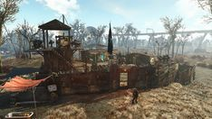 Post with 39 votes and 2394 views. Tagged with Gaming; Shared by LeveyMathway. Apocalypse Landscape, Apocalypse Art, Fallout Mods, Post Apocalyptic Series, Fallout 4 Settlement Ideas, 7 Days To Die, Fall Out 4, Environment Design, North America