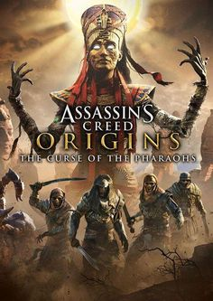 Here is a look at some more Post - launch DLC for Assassins Creed: Origins! #AssassinsCreedUniverse #AssassinsMarket #GeekVerse #assassinscreed #assassins #assassin #ac #assassinscreeed2 #assassinscreedbrotherhood #assassinscreedrevelations #assassinscreed3 #assassinscreedblackflag #assassinscreedrogue #assassinscreedunity #assassinscreedsyndicate #altairibnlaahad #ezioauditore #connorkenway #edwardkenway #arnodorian #jacobfrye #eviefrye #GeekVerse