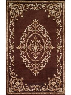 This Harmony Brown Collection bright tone rug (HA-18) is manufactured by Momeni. Harmony is a beautifully hand tufted in China from 100% fine subtle wool.