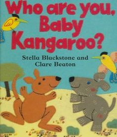 Tuesday, June 21, 2016. A curious puppy leads the reader to a number of animal babies in search of the name for a baby kangaroo. Includes notes on animal mothers and various infant animals.