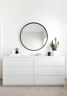 3 Eye-Opening Useful Tips: Minimalist Bedroom Apartment Therapy minimalist home exterior bedrooms.Minimalist Home Bedroom Floors room minimalist bedroom woods.Minimalist Home Kitchen Cabinets. Ikea Malm Dresser, Ikea Drawers, Ikea White Dresser, Ikea Malm White, Ikea Malm Bed, White Dressers, Gray Dresser, Nightstand, Minimalist Home Decor