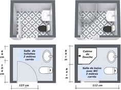 Le bon agencement salle de bain est une question de mètres carrés disponibles, mais aussi de pensée créative. Surtout quand le petit espace nous limite les
