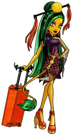 Monster High by Airi: Photo Monster High Halloween, Monster High School, Monster High Art, Monster High Dolls, Ever After High, High E, Personajes Monster High, Crazy Toys, Ariana Grande Drawings