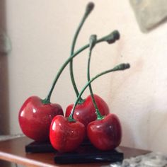 Twin Cherries by Polito