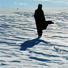 "A still from Isaac Julien's ""True North"""