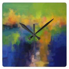 Custom Wall Clocks you design online