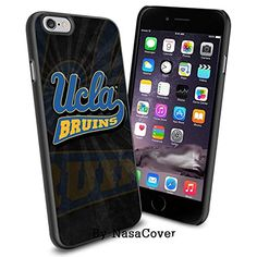 NCAA University sport UCLA Bruins , Cool iPhone 6 Smartphone Case Cover Collector iPhone TPU Rubber Case Black [By NasaCover] NasaCover http://www.amazon.com/dp/B0140N0DDG/ref=cm_sw_r_pi_dp_osk3vb0C8N774
