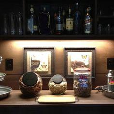 Butler pantry/bar