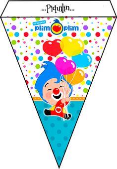 Para personalizar, imprimir y disfrutar de un cumple o baby shower temático!   Para descargarlo completo ingresá el siguiente enlace:   Kit... Elmo Party, Pig Party, Baby Party, Circus Birthday, 2nd Birthday Parties, Daniel Tiger Party, Ideas Para Fiestas, Peppa Pig, Coloring For Kids