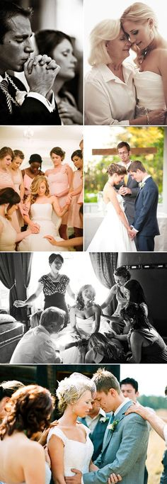Christ-Centered Wedding Scenes. #weddingphotos #cocomelody