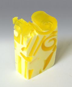 Lemon Verbena: Beautiful handmade natural glycerin soap with a coconut base, scented with fragrance oils.