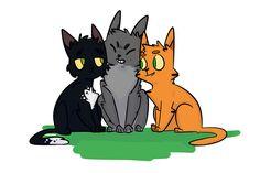 The Three Amigos (redraw) by ressii.deviantart.com on @DeviantArt