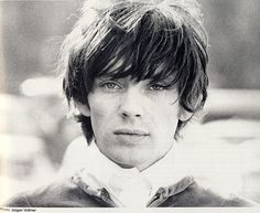 Klaus Voormann, friend of the Beatles and creator of Revolver's cover art.....BRILLANT MAN..