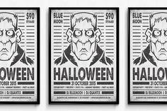 Halloween Wanted Poster   2bundles.com