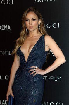 Jennifer Lopez Photos: Arrivals at the LACMA Art + Film Gala — Part 3