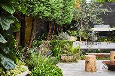 Greenwich landscape design project. Photography Natalie Hunfalvay.
