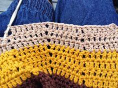Lises hjertgleder: Heklet babyteppe Blanket, Crochet, Threading, Ganchillo, Blankets, Cover, Crocheting, Comforters, Knits