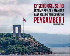Çanakkale Geçilmez! Şehitlerimizi rahmetle anıyoruz... #18Mart1915 Şehitler ölmez! #Tam100YılÖnce #CanakkaleGecilmez