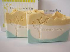 Lemongrass Coconut Soap