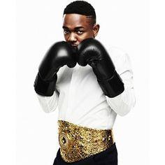 Bullett magazine spotlights Kendrick Lamar