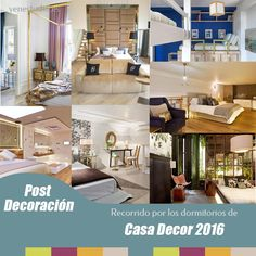 Dormitorios en Casa Decor 2016