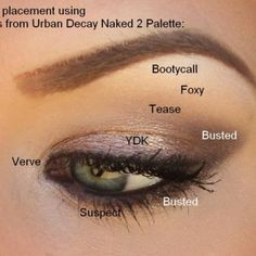 Keeping it classy with Naked 2 - Makeup Geek