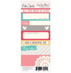 Love You More - Lil Snippets - Labels :: Love You More :: By Collection :: Elle's Studio Tags :: Elle's Studio