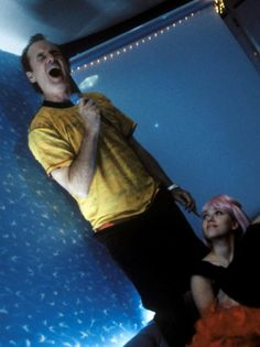 Bill Murray killing it on karaoke alongside Scarlett Johansson in Sofia Coppola's 'Lost in Translation'