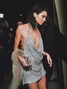 Image result for kendall jenner birthday dress