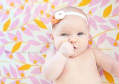 Such great inspiration. 3 Month Old BabyTiny Sprout Photography Blog | Tiny Sprout Photography Blog