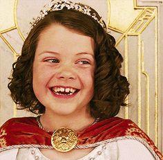 Queen Lucy the valiant