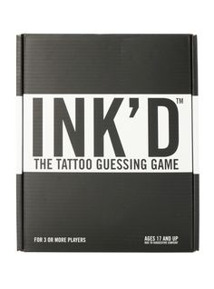 INK'D The Tattoo Guessing Game | Hot Topic